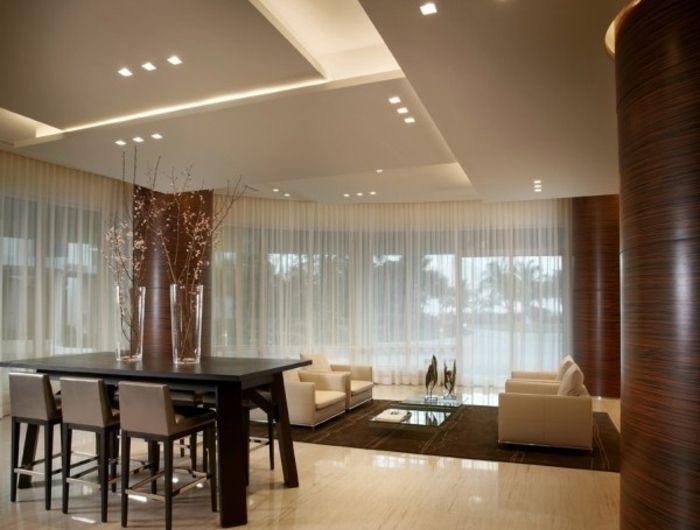 Vous Cherchez Des Idees Pour Comment Faire Un Faux Plafond Plafond Design Faux Plafond Design Chambre Moderne
