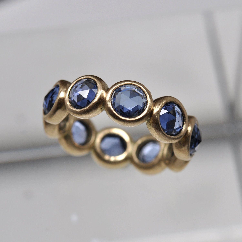 Large blue sapphire ringbeautiful 3 Pinterest Blue