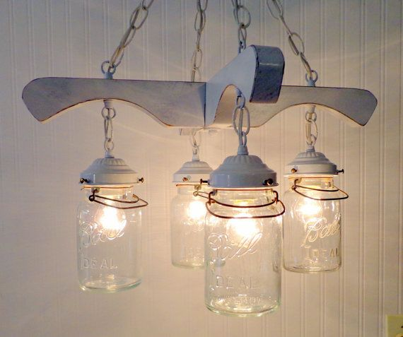 Farmhouse light mason jar lighting etsy listing at httpswww farmhouse light mason jar lighting etsy listing at https aloadofball Gallery