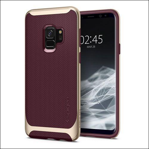 samsung galaxy s9 case hybrid