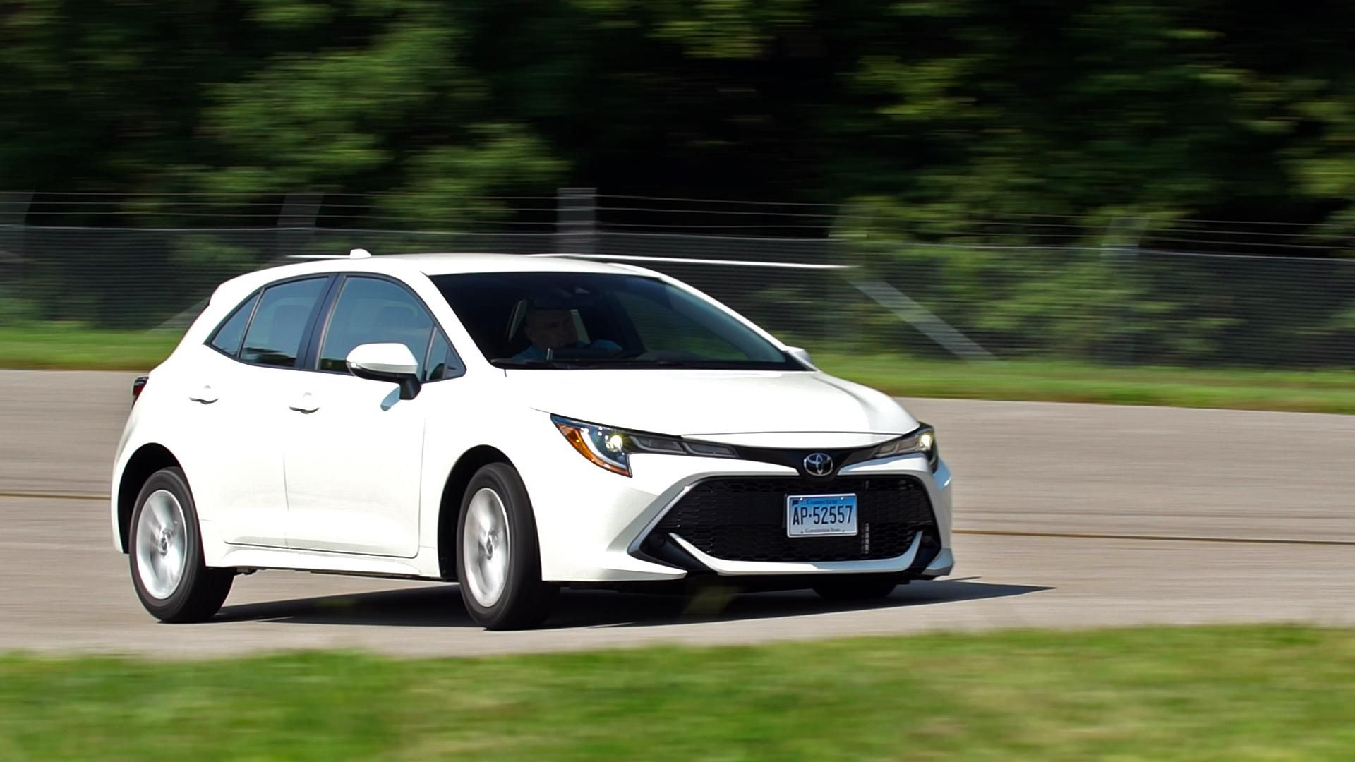 Consumer Reports Toyota Corolla Hatchback And Convenience Vs Safety Features