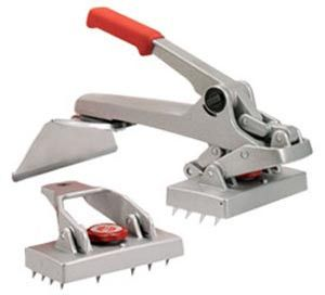 Mini Carpet Stretcher, Carpet Mini-Stretcher used for isolated power-stretching or re