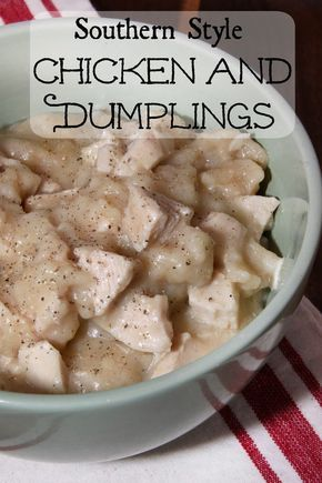 Fast and easy southern style chicken and dumplings southern fast and easy southern style chicken and dumplings forumfinder Image collections
