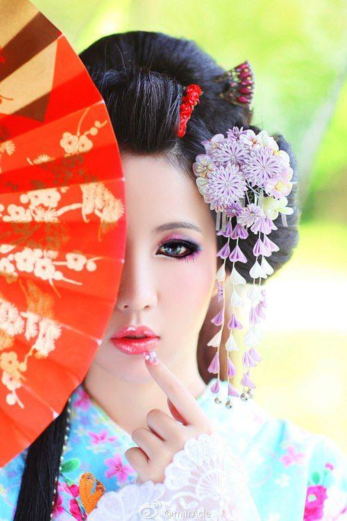Geisha is so perfect!