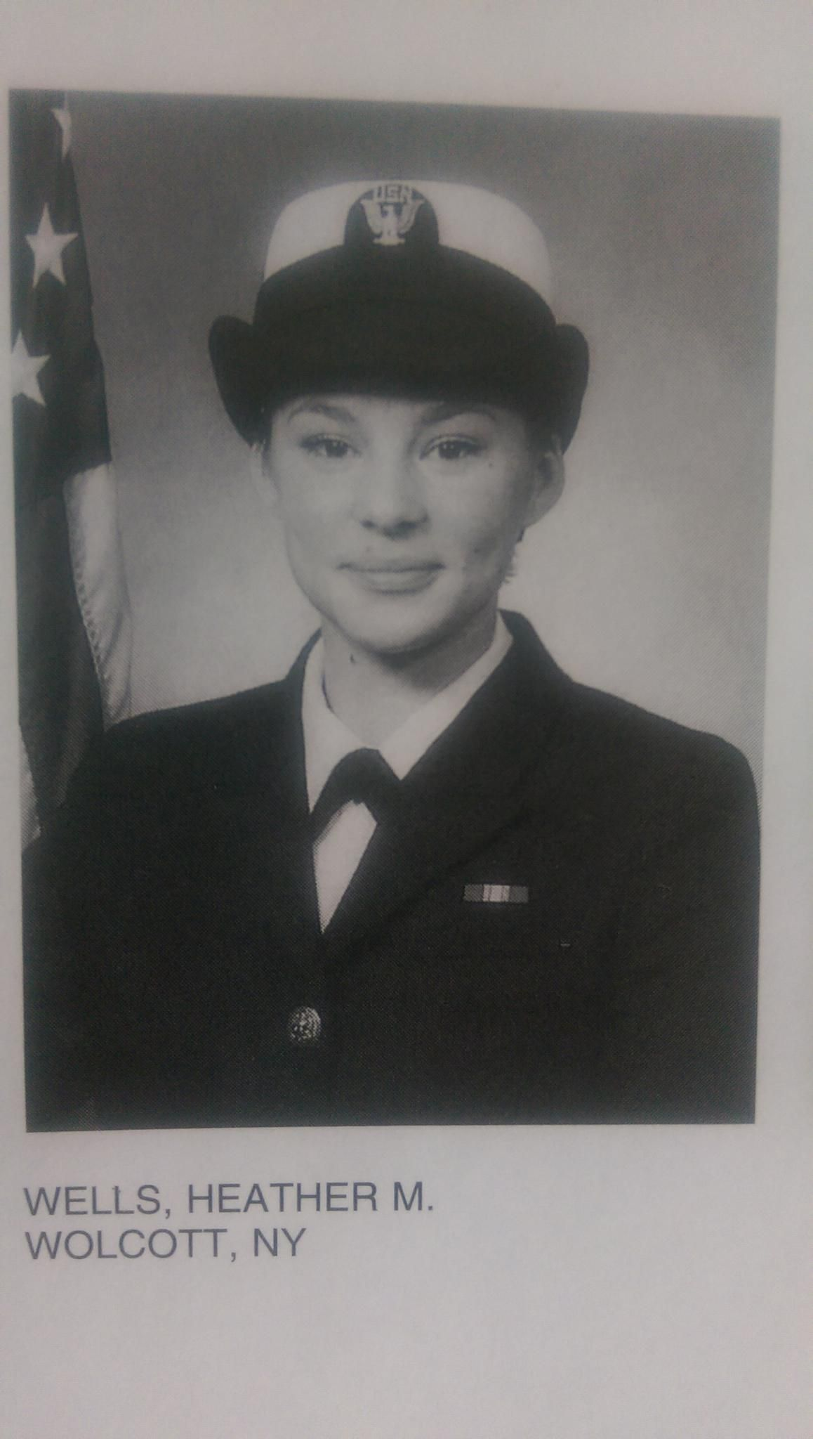 Heather, Special THANK YOU VeteransDay
