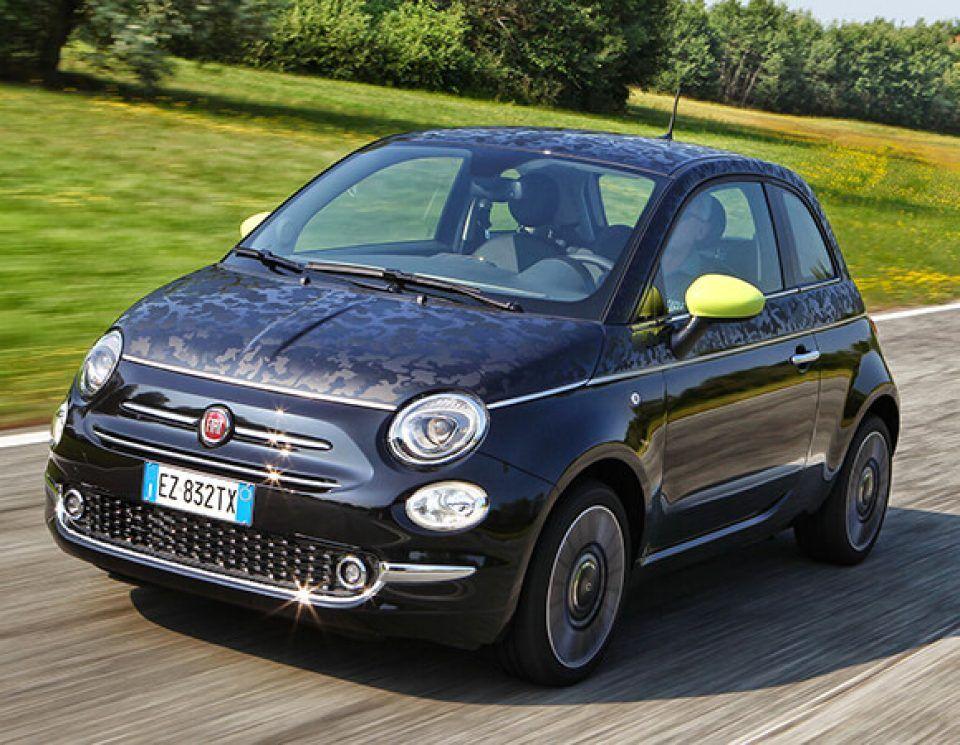 Fiat 500 Edizione Limitata Fiat Abarth License