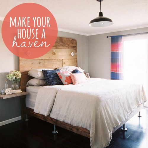 Making A House A Home 10 tips for making your house a haven from babble | home sweet