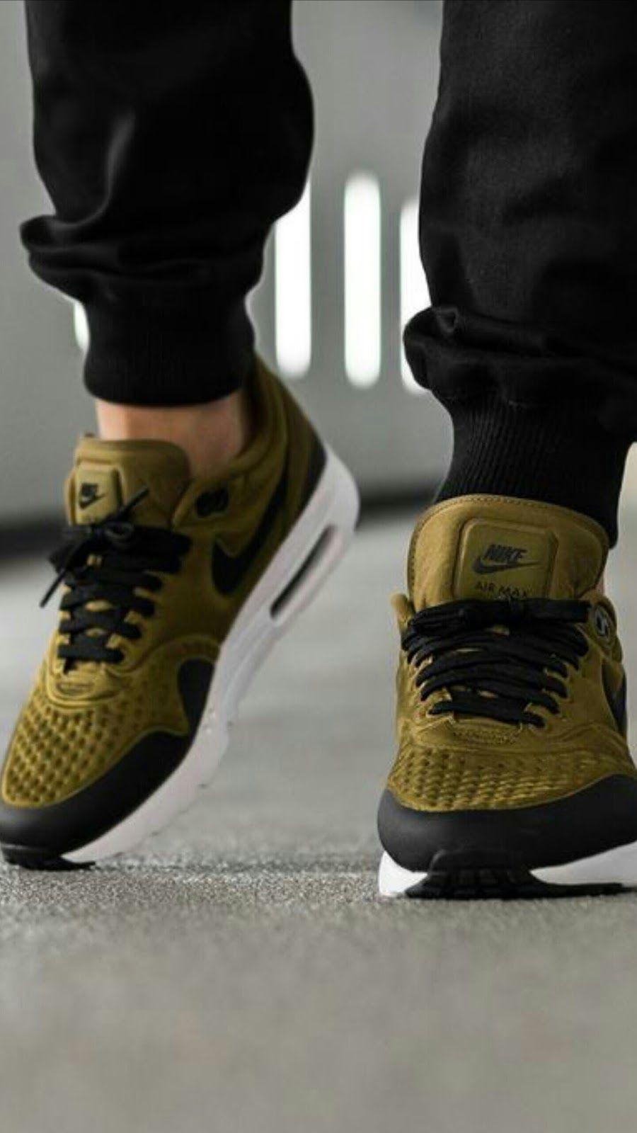 Nike Air Max 1 Ultra SE (Olive Flak) Sneaker Freaker