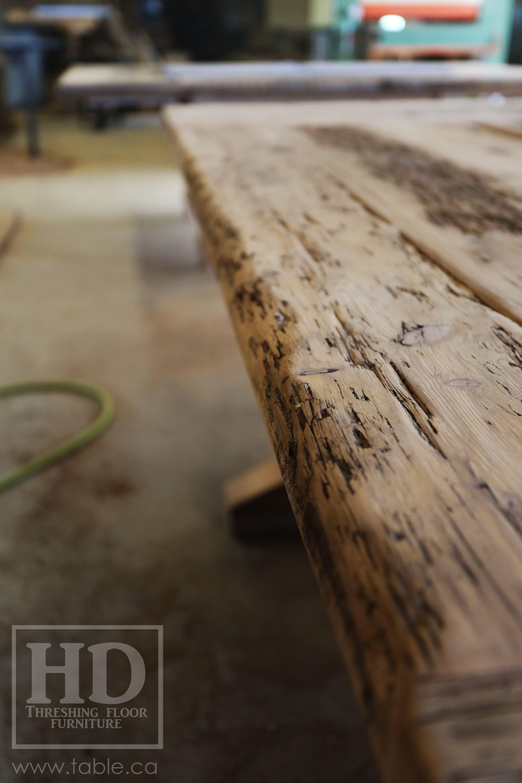 Ontario Reclaimed Wood Rustic Mennonite Furniture By Hd Threshing