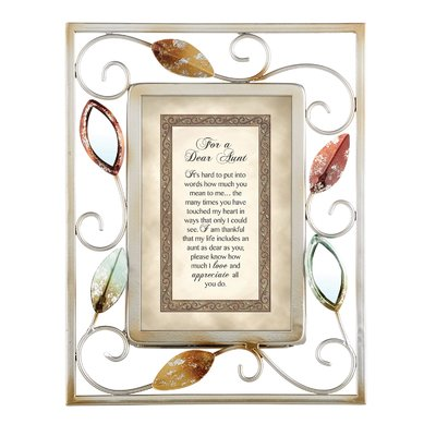 CBGT For a Dear Aunt Picture Frame | Aunt, Free shipping and Products