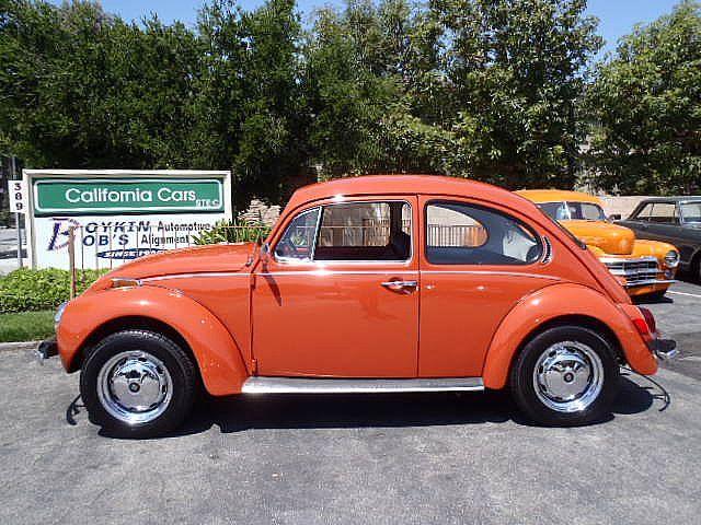 1971 Volkswagen Super Beetle For Sale Thousand Oaks  California
