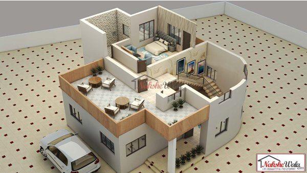 3d Floor Plans 3d House Design 3d House Plan Customized 3d Home Design 3d House Map 3d House Plans House Layout Plans House Plans