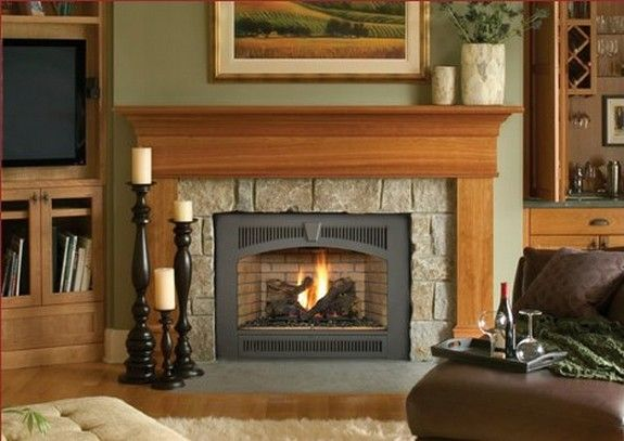 Wood Burning Fireplace Inserts With Blower Installation Kitchen