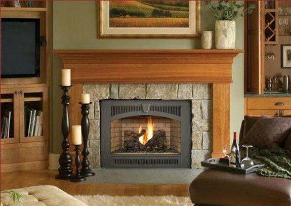 Wood Burning Fireplace Inserts Blower Installation