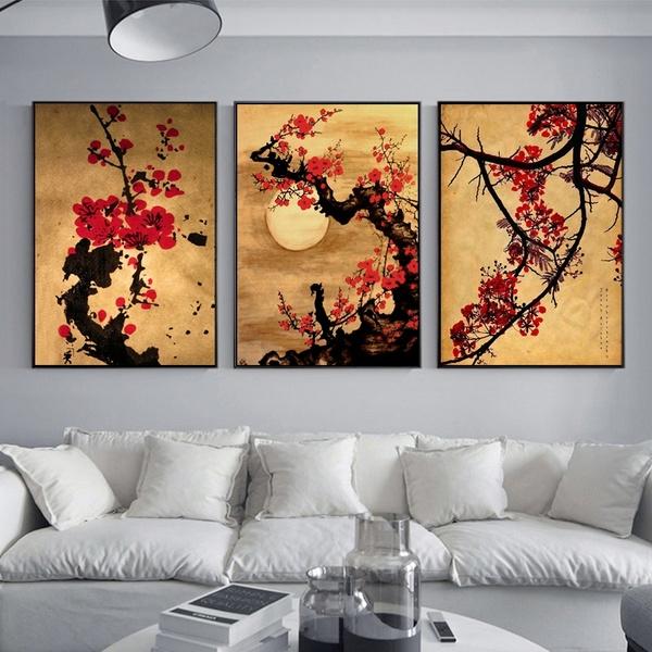 Japanese Wall Art Google Haku Japanese Wall Art Wall Art Canvas Painting Wall Painting