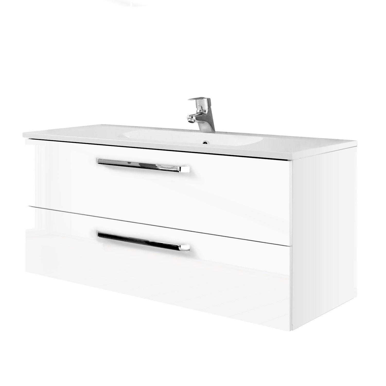 Exceptional Waschbecken)   Hochglanz Weiß, Trendteam Jetzt Bestellen Unter: Https:// Moebel.ladendirekt.de/bad/badmoebel/badmoebel Sets/?uidu003d54a46599 89d0 57f2 85c3   ...