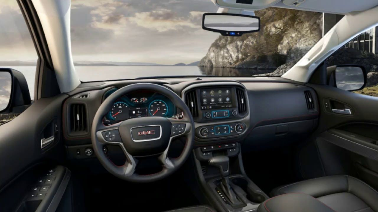 2019 Gmc Canyon All Terrain At Geoff Penske Buick Gmc Serving