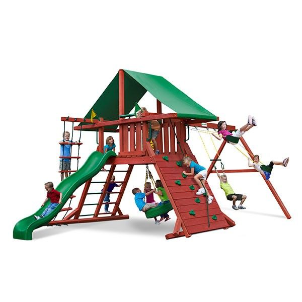 Gorilla Playsets Sun Valley I | Totally Swing Sets - $1899 plus 6% discount, free shipping