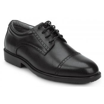 Sr Max Augusta Men S Slip Resistant Cap Toe Oxford Dress Shoes