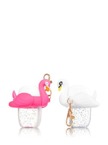 Bff Pool Floats Pair Of Pocketbac Holders Bath And Body Works