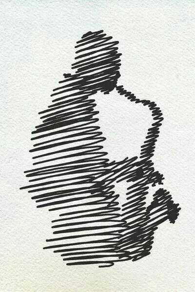 Scribble Drawing Definition : Pencil drawing art n cool photos pinterest drawings