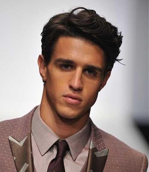 16 Haircuts For Wavy Hair Men Mens Hairstyles Wavy Hair Men Mens Haircuts Medium