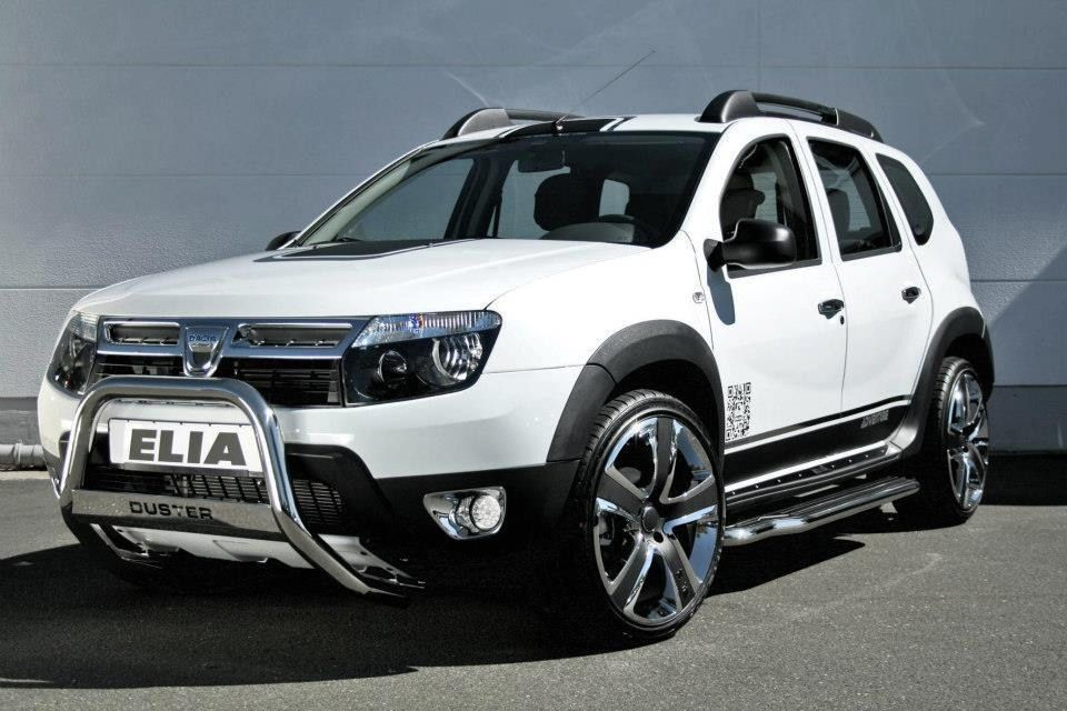 elia dacia duster suv the german company dressed dusters suv 4x4 and 4x4. Black Bedroom Furniture Sets. Home Design Ideas