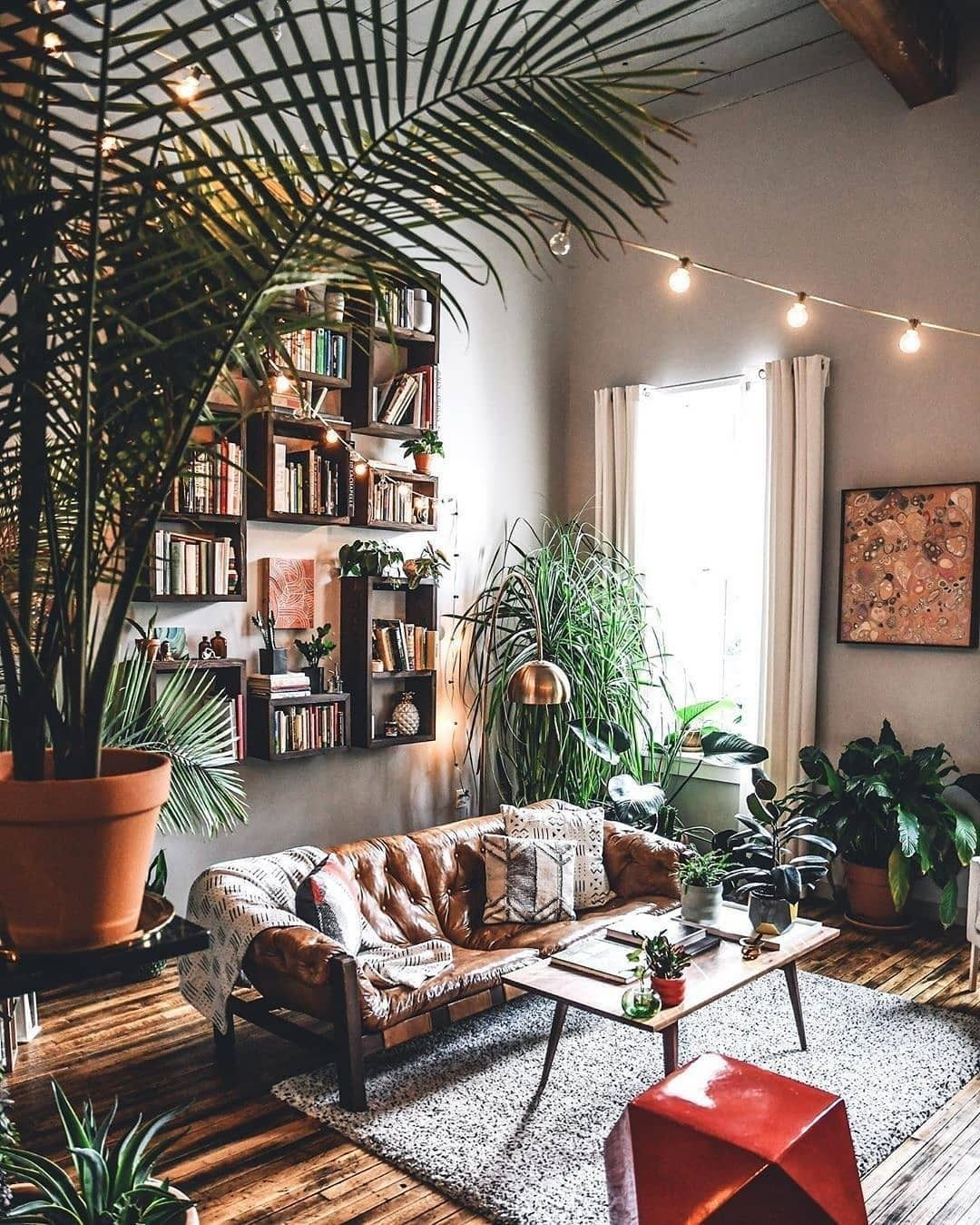 Interior Design Decor On Instagram I Can T Express How Much I Love This Living Room The In 2020 Bohemian Living Room Decor Eclectic Decor Boho Living Room