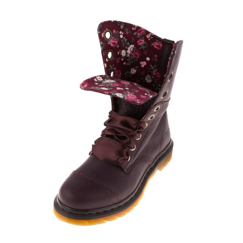 dr martens womens boots oxblood