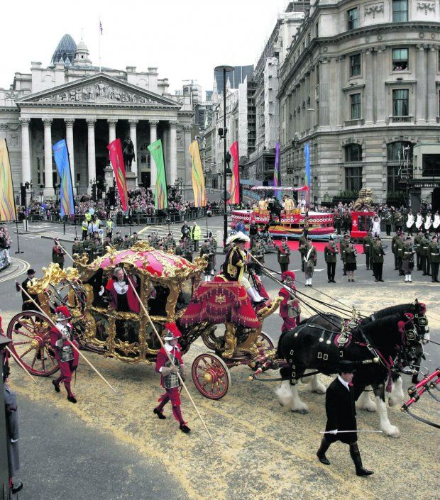 lord mayors show 1936 - 620×705