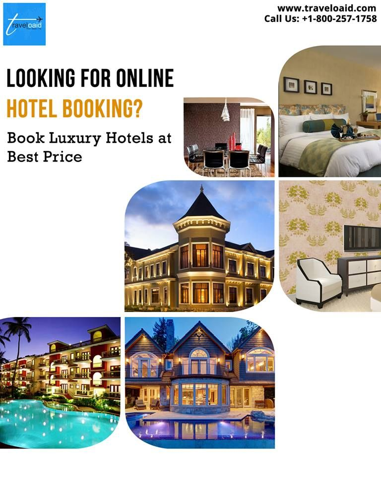 Book Hotels Online With Traveloaid And Enjoy Staying At Luxurious