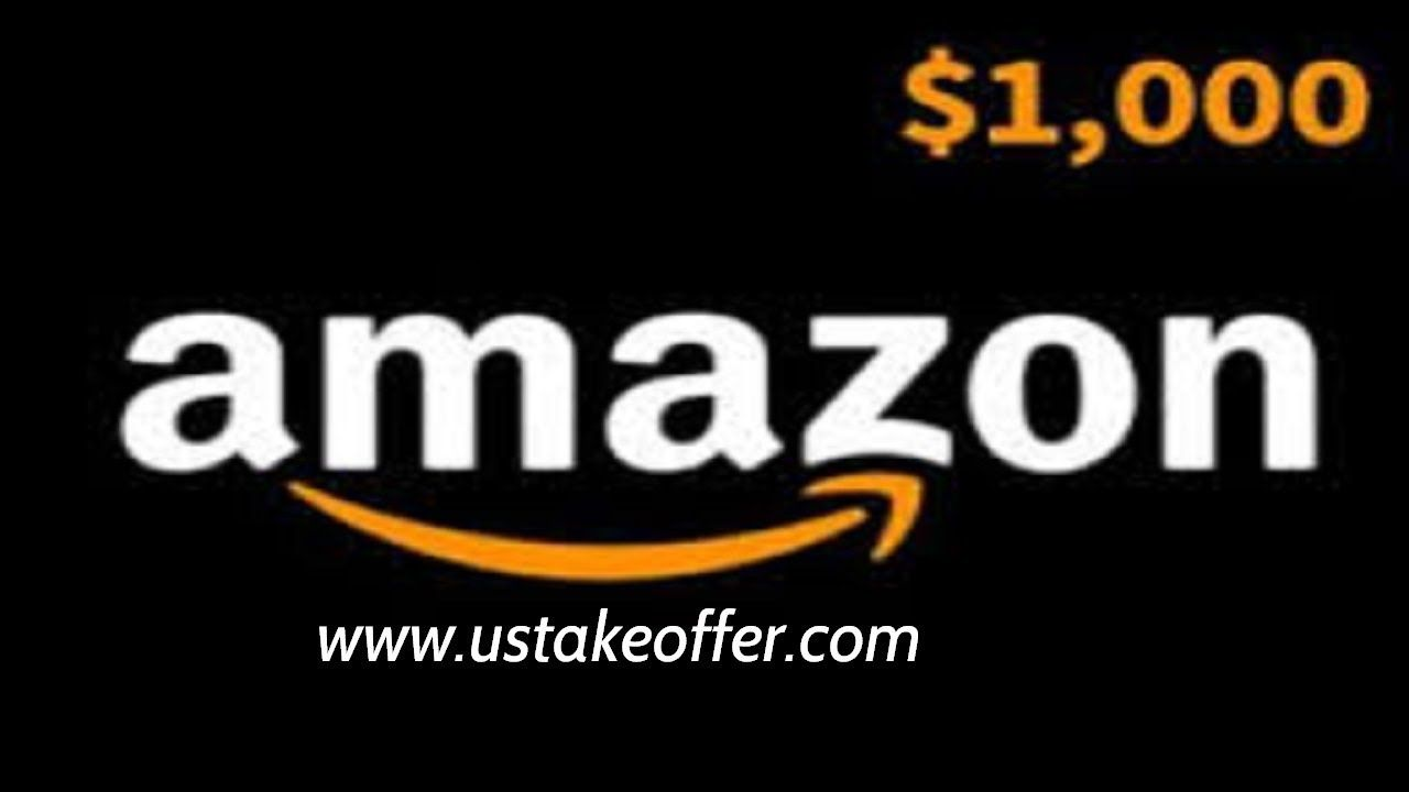 1000 amazon gift card giveaway _ free amazon codes in