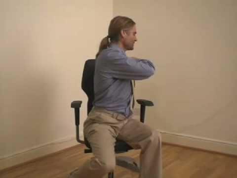 office somatics short part 1  novel movements for desk