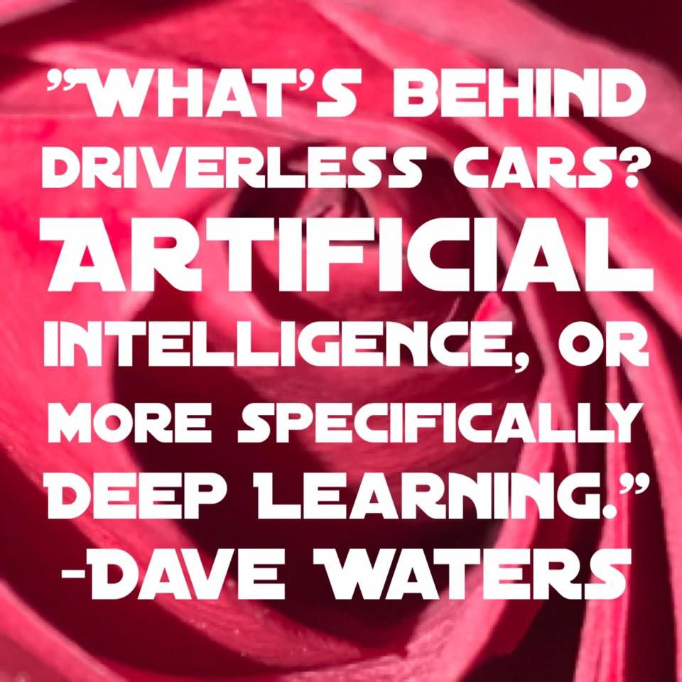 artificial intelligence and deep learning quotes deep learning