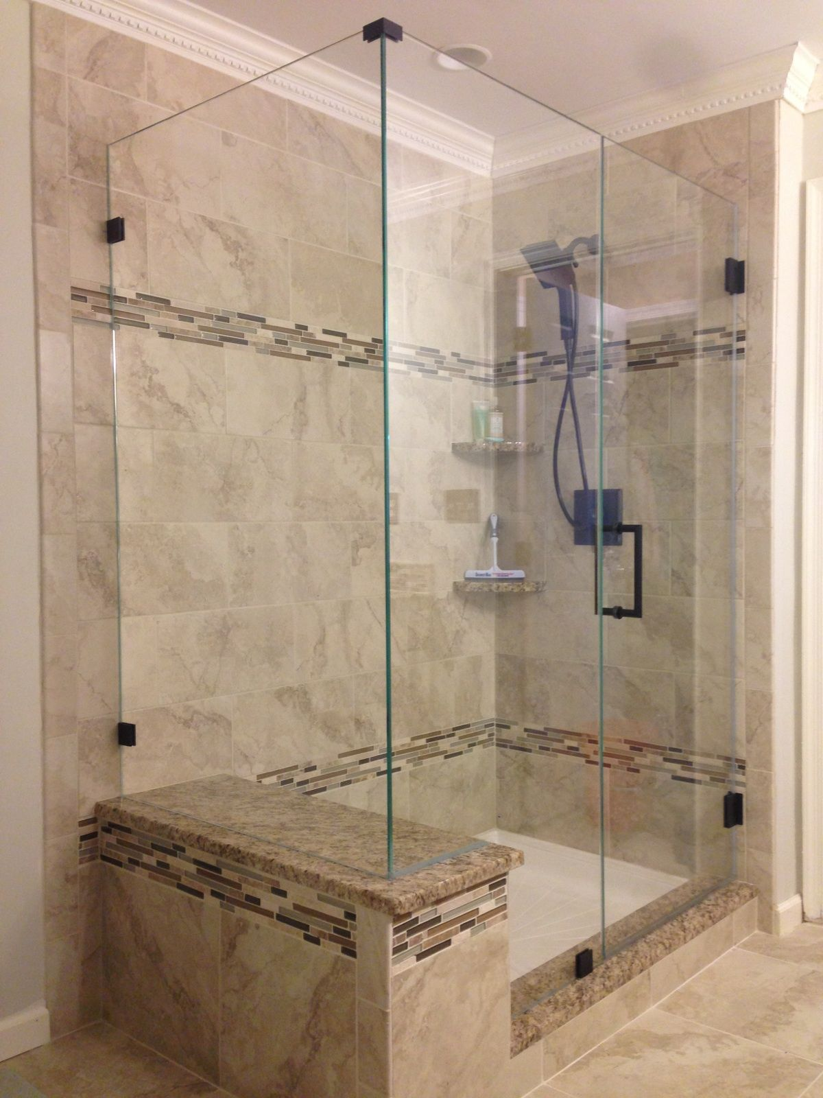 Frameless Shower Enclosure Cleaning Doors Doesn T Have To Be A Dreaded Task Your Glass Can Stay Protected With These 4