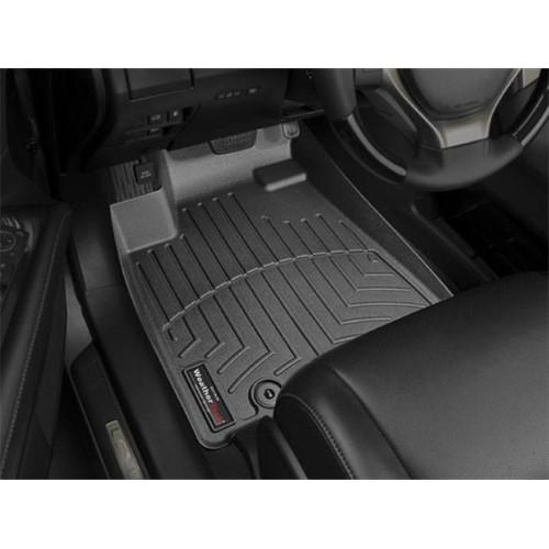 WeatherTech Custom Fit Front FloorLiner for Acura RDX Black