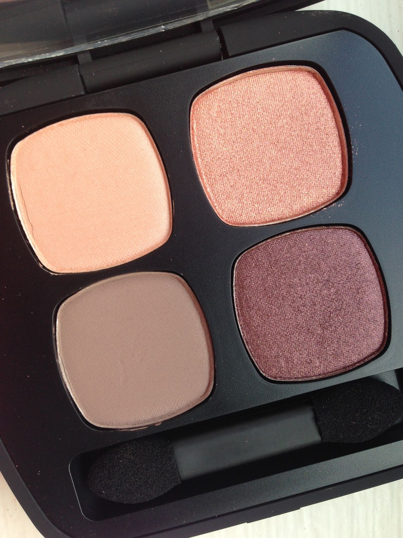 Bare Minerals Ready Eyeshadow 4 0 In The Happy Place A Go