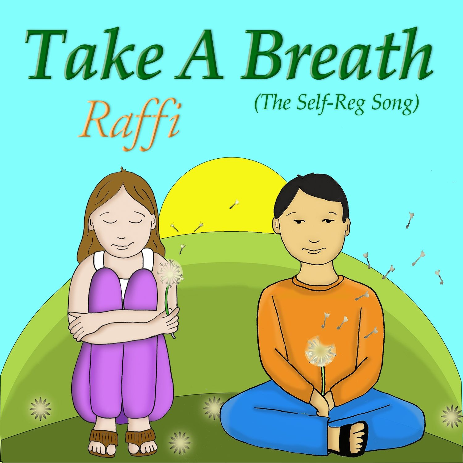 "Raffi's ""Take A Breath"" (The SelfReg Song) Can Help"