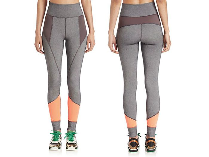 11 high-waisted leggings to sweat stylishly in this fall