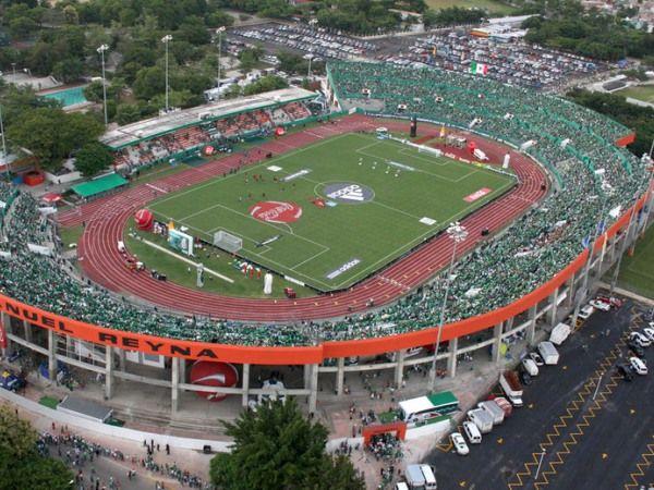 Estadio Victor Manuel Reina Jaguares Chiapas Mundial De Futbol Y Tuxtla Gutierrez