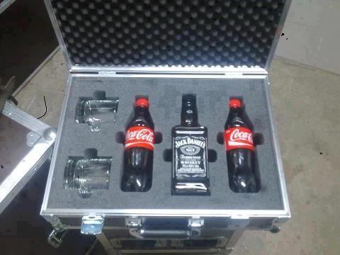 Personal emergency care package Jack Daniels Whiskey fc95ee21b