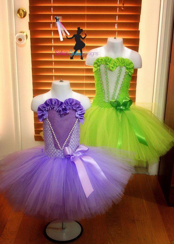 Handmade Princess Sophia disney inspired tutu dress