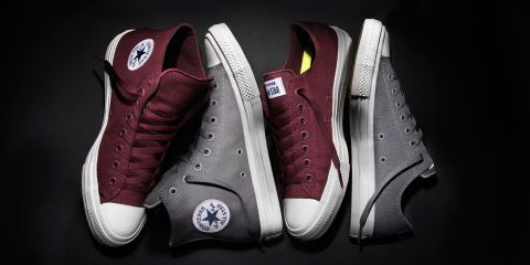Converse Is Rolling Out the Chuck II's in New Fall Colors