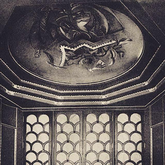 Hugo Deko hugo pal cesarklein marmorhaus 1913 berlin deko