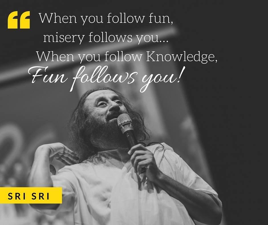 Sri Sri Ravi Shankar Quotes On Success Devotional Quotes