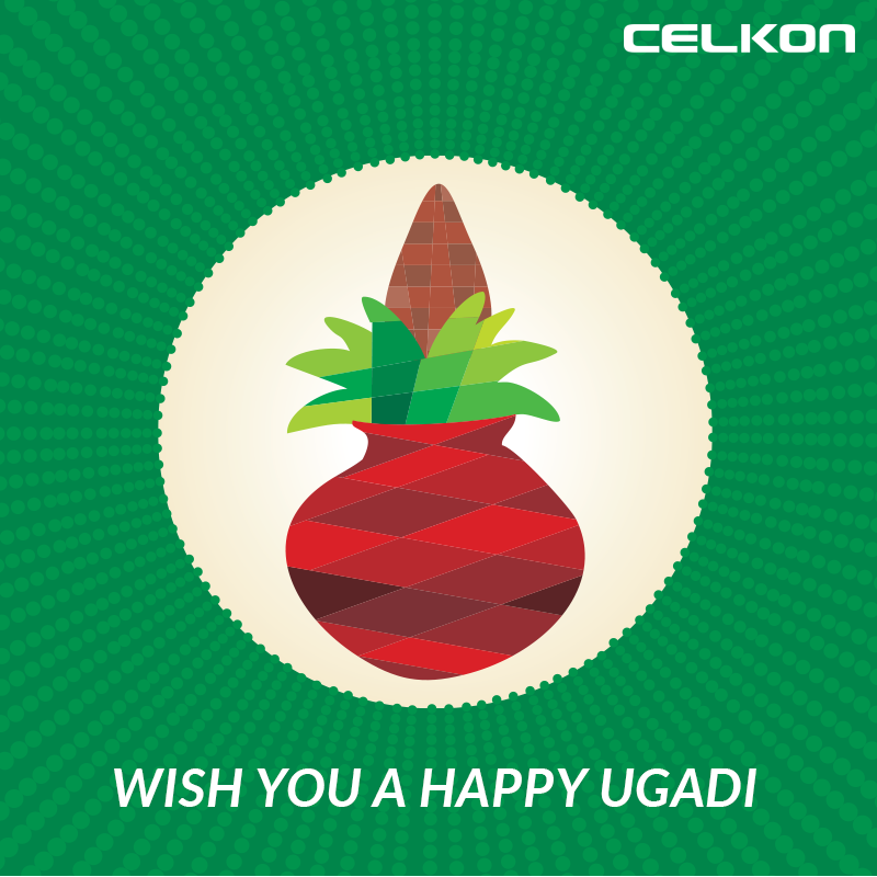 Wish you a very Happy Connected Ugadi! Greetings, Wish