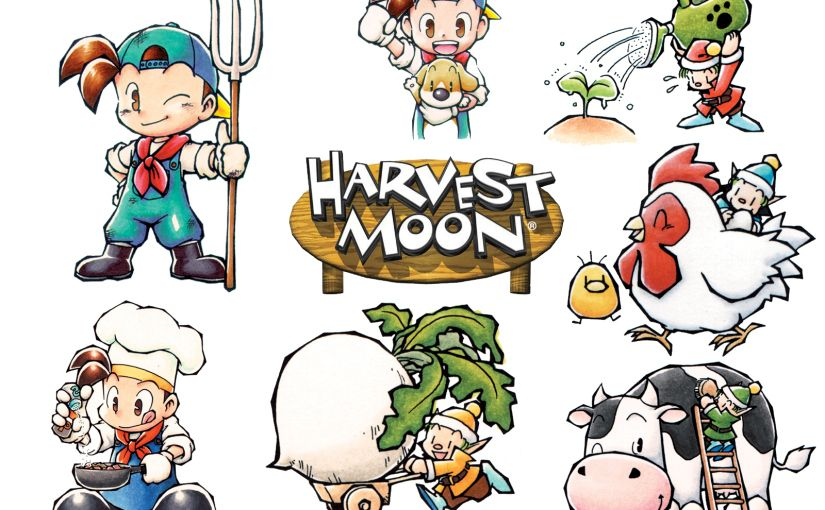 Here S This Week S Nintendo Downloads For The Us Harvest Moon Harvest Moon Game Gaming Tattoo