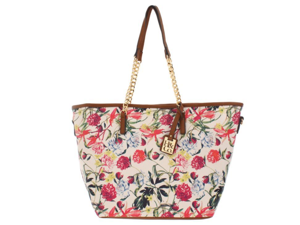 VIDA Tote Bag - BLOOM by VIDA VO4G8L4xK
