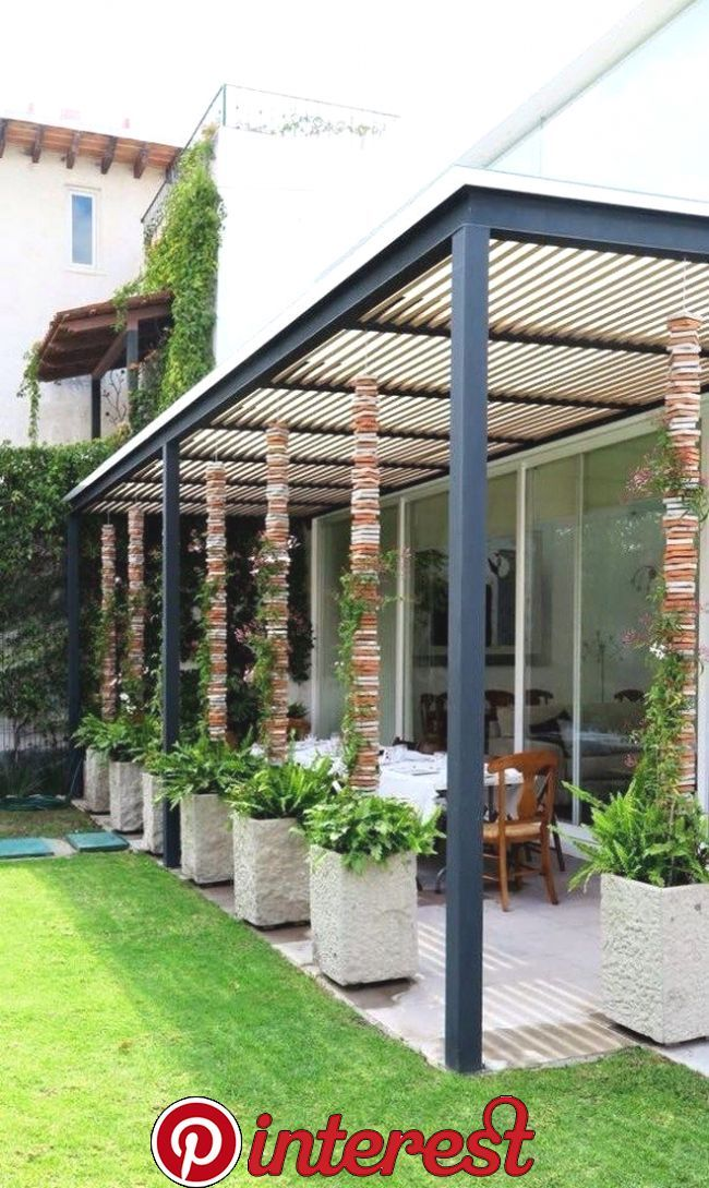 52 52 Modern Patio Ideas To Decorate Your Outdoor 21