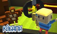 Kogama: New Treasure Island - Speel Online Gratis Spelletjes op Spelletjes.nl